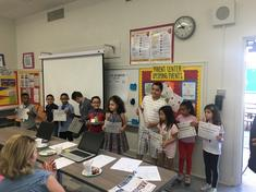 ELAC Congratulates our RFEP Students!